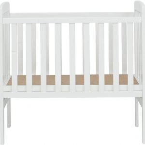 Baby Dan Bedside Crib Alfred 3-in-1 Valkoinen