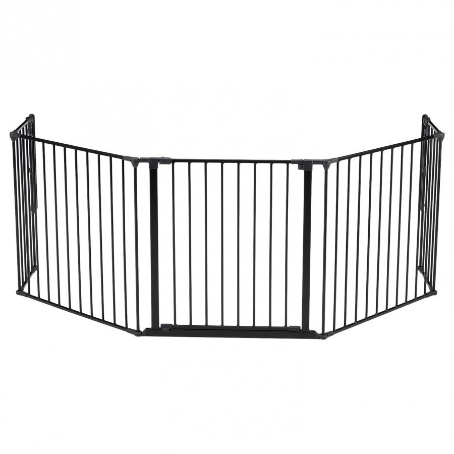 Baby Dan Configure Xl/Flex Xl Safety Gate Anthracite Turvatarvike