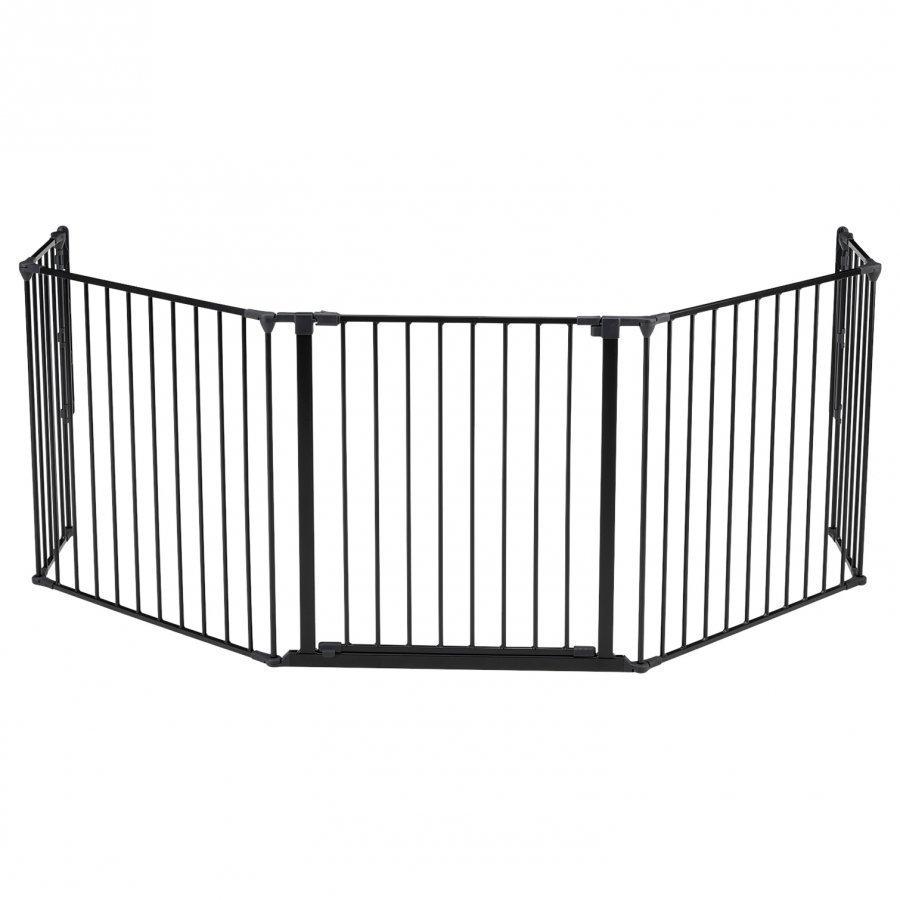 Baby Dan Configure Xl/Flex Xl Safety Gate Anthracite Turvatarvike