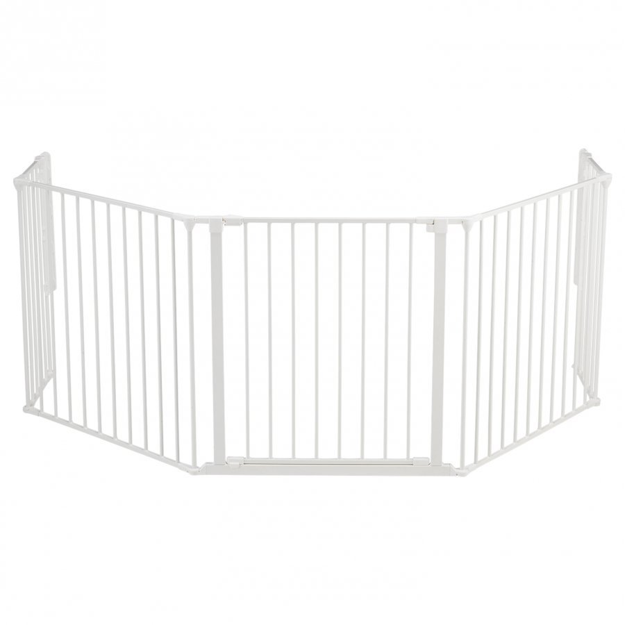 Baby Dan Configure Xl/Flex Xl Safety Gate White Turvaportti