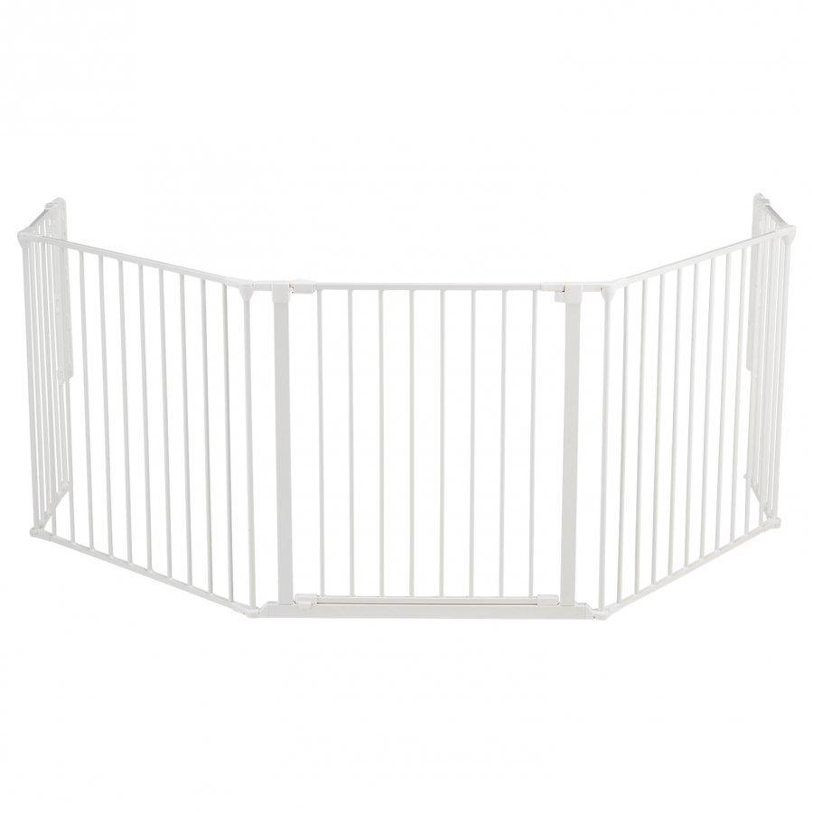 Baby Dan Configure Xl/Flex Xl Safety Gate White Turvaportti