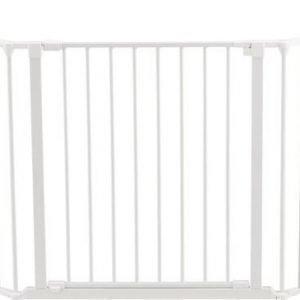Baby Dan FLEX-portti Large Valkoinen