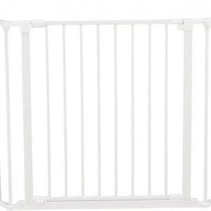 Baby Dan FLEX-portti Medium Valkoinen