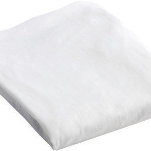 Baby Dan Joustolakana Jersey 70x160 cm Valkoinen