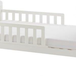Baby Dan Juniorisänky Alfred 70x160 cm Valkoinen