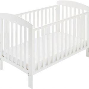 Baby Dan Pinnasänky Alfred 60x120 cm Valkoinen