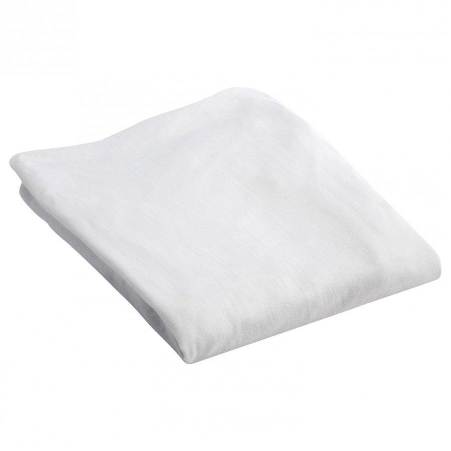 Baby Dan Stretch Jersey Sheet White 40 X 96 Cm Pussilakanasetti