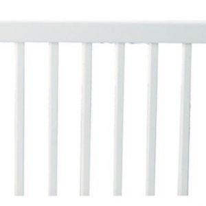 Baby Dan Turvalaita puuta Valkoinen