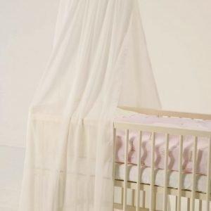 Baby Dan Vuodekatos Voilee Valkoinen