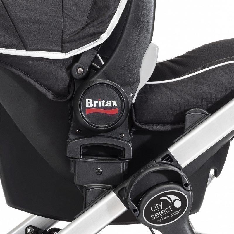 Baby Jogger Adapteri Britax- turvakaukaloon City Select