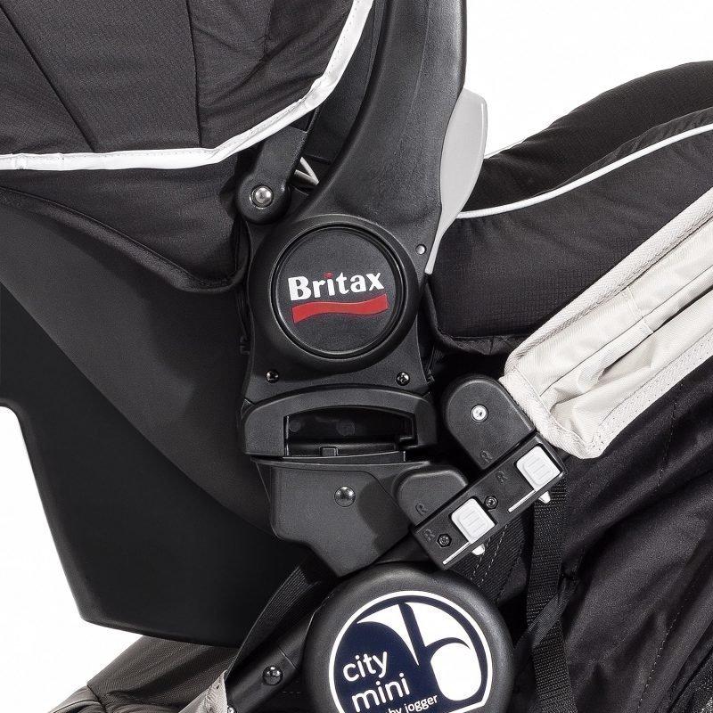 Baby Jogger Adapteri Britax-turvakaukaloon Elite/Mini/GT/Summit/Fit