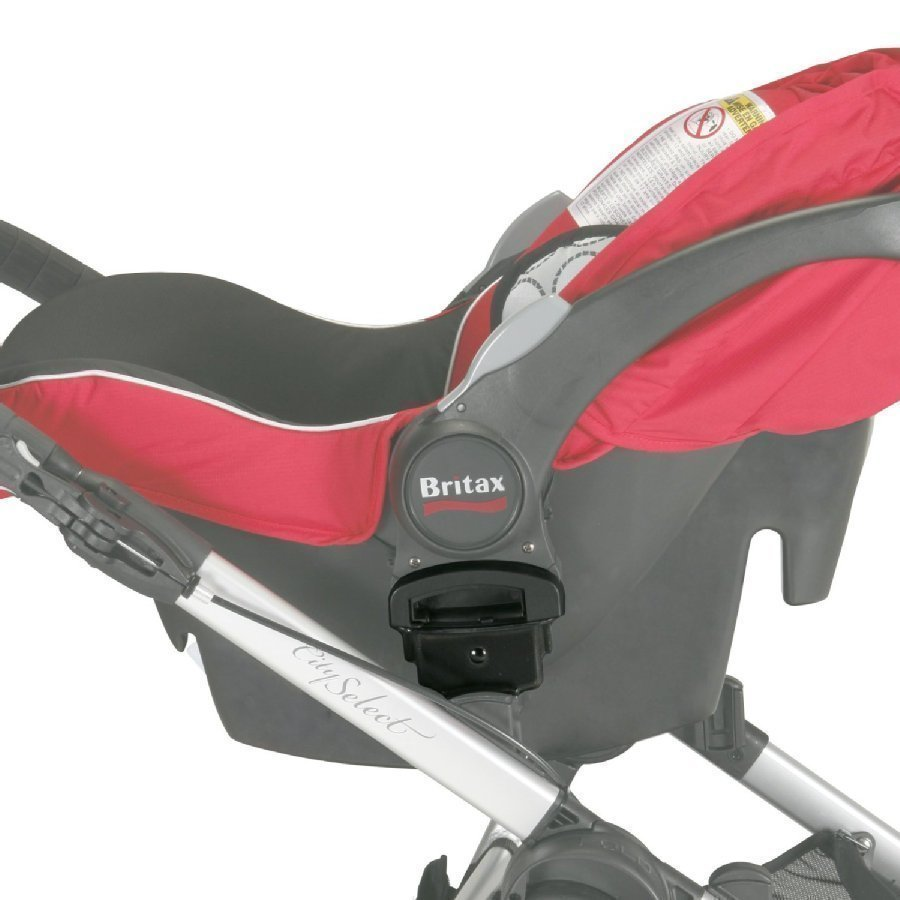 Baby Jogger Britax / Chicco Turvakaukaloadapteri Select Rattaisiin