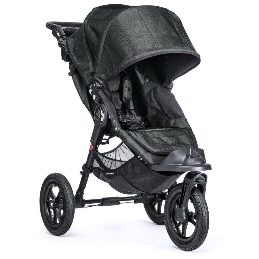 Baby Jogger City Elite Titanium Lastenrattaat