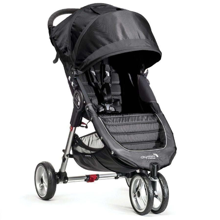 Baby Jogger City Mini 3 Charcoal Lastenrattaat