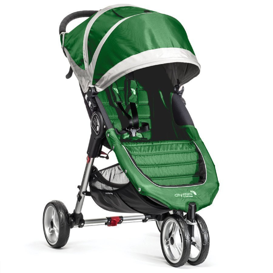 Baby Jogger City Mini 3 Evergreen / Gray Matkarattaat