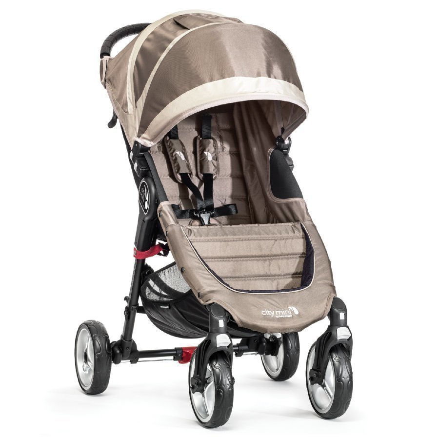 Baby Jogger City Mini 4 2015 Sand / Stone Lastenrattaat