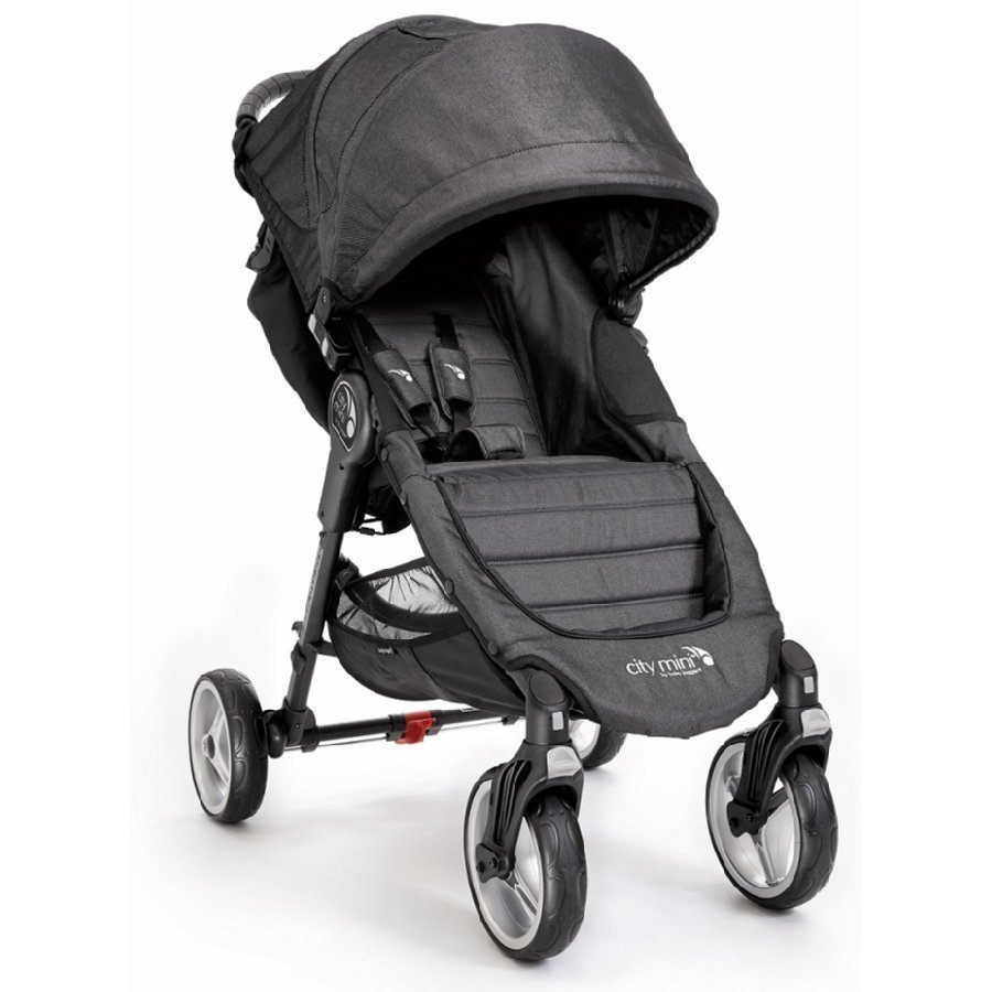 Baby Jogger City Mini 4 Charcoal Lastenrattaat