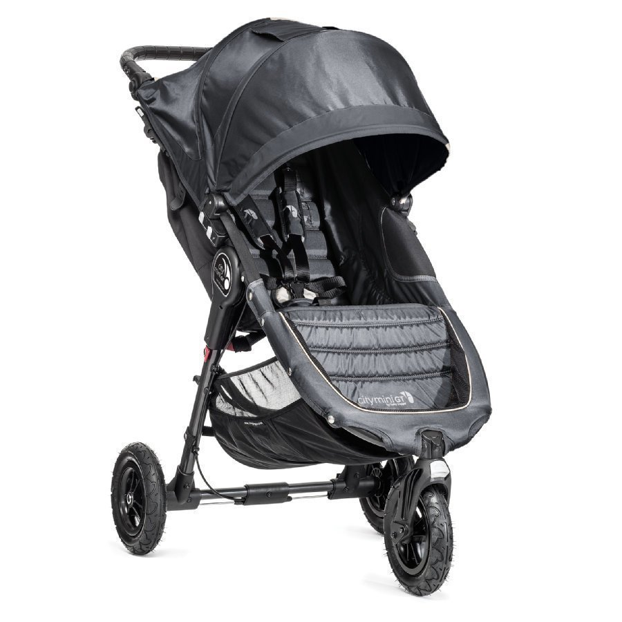 Baby Jogger City Mini Gt 3 Charcoal Lastenrattaat