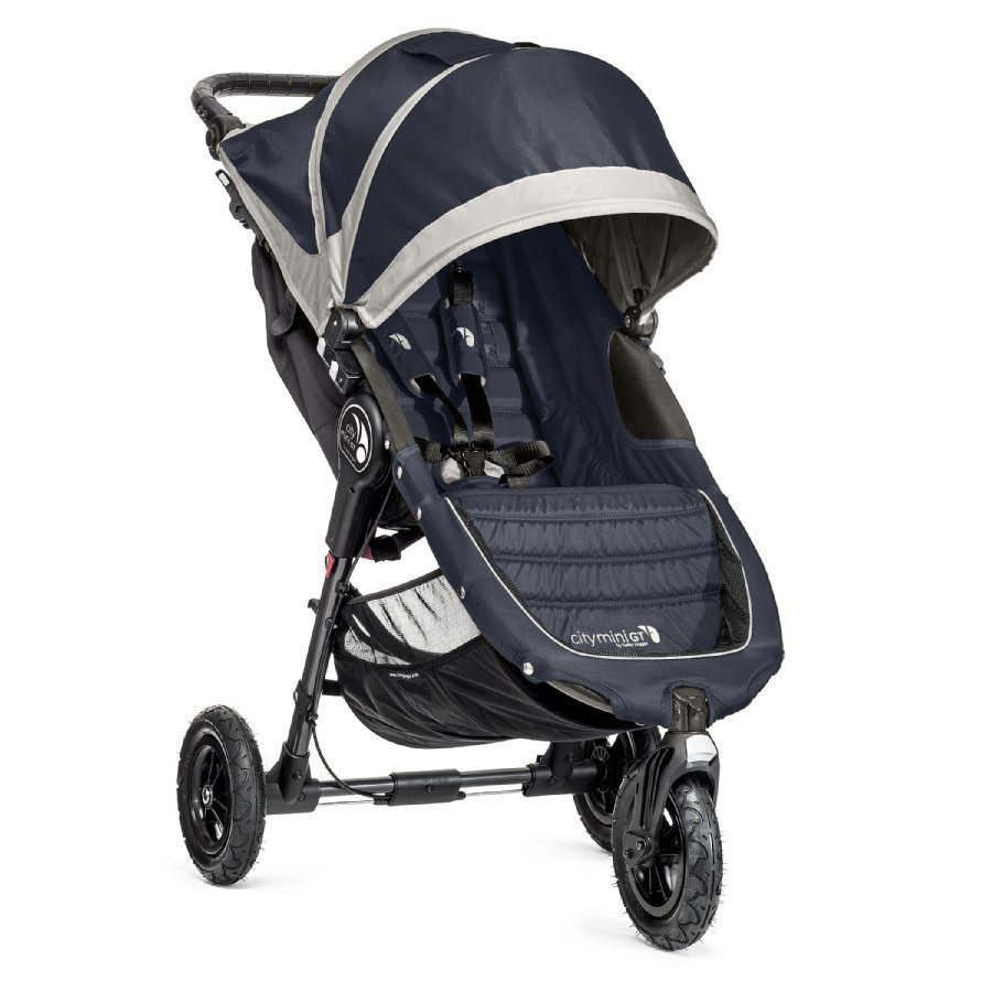 Baby Jogger City Mini Gt 3 Midnight / Gray Lastenrattaat