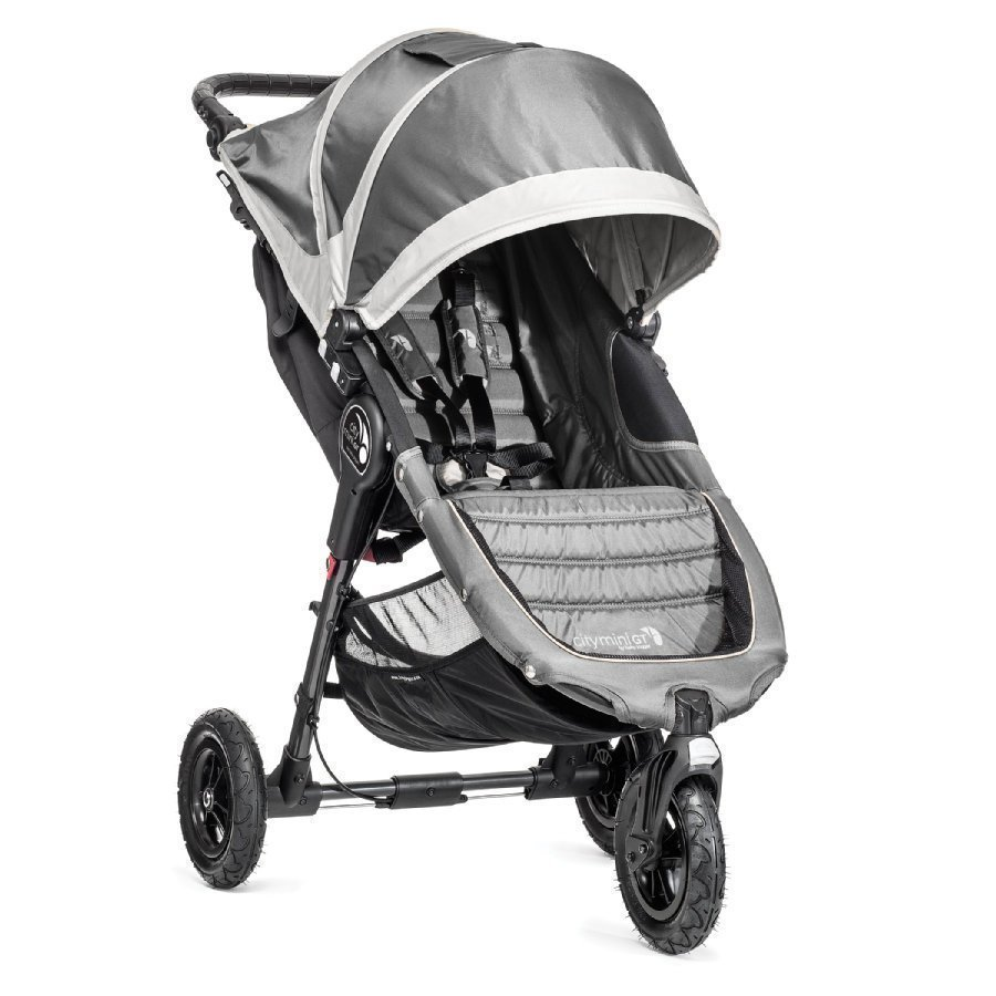Baby Jogger City Mini Gt 3 Steel / Gray Lastenrattaat