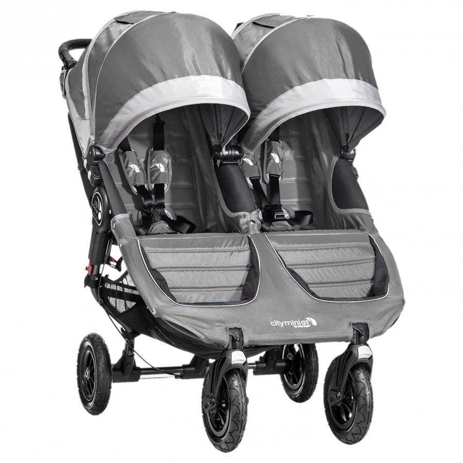 Baby Jogger City Mini Gt Double Yhdistelmävaunut