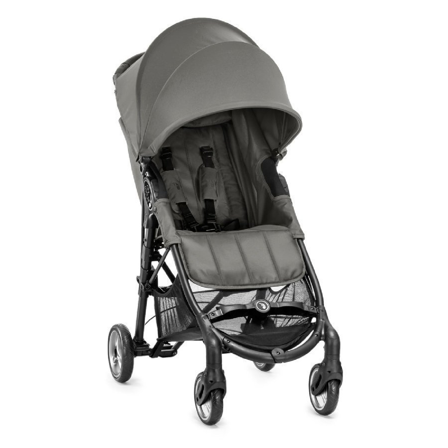 Baby Jogger City Mini Zip Steel / Gray Matkarattaat