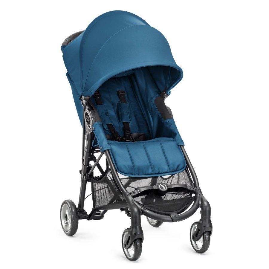 Baby Jogger City Mini Zip Teal Matkarattaat