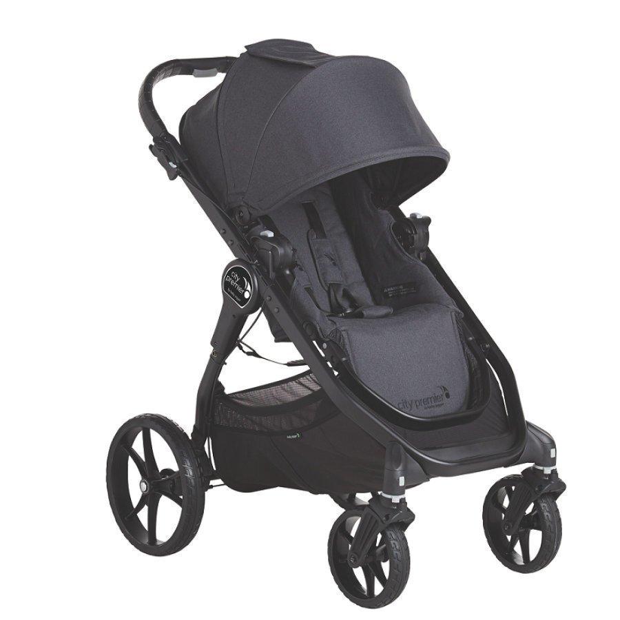 Baby Jogger City Premier 4 Granite Yhdistelmärattaat