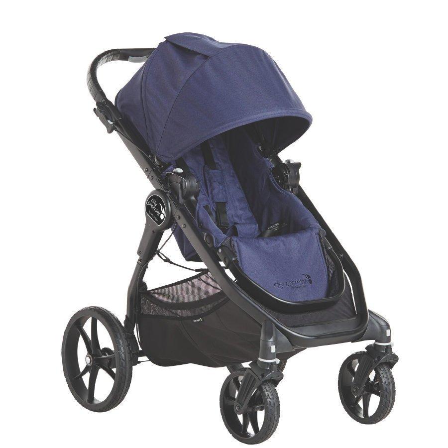 Baby Jogger City Premier 4 Indigo Yhdistelmärattaat