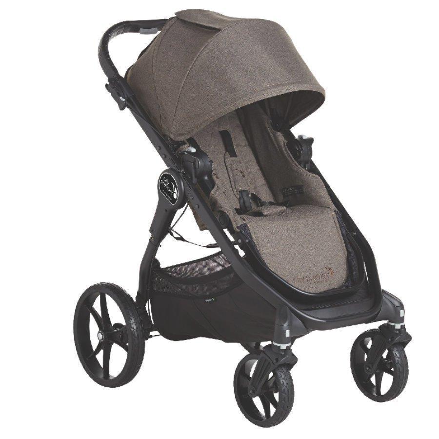 Baby Jogger City Premier 4 Taupe Yhdistelmärattaat