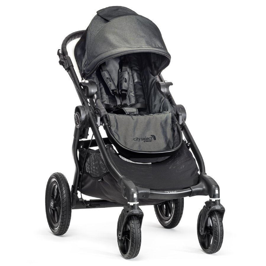 Baby Jogger City Select Black / Denim Lastenrattaat