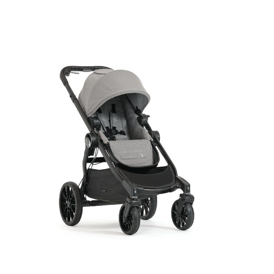 Baby Jogger City Select Lux Slate Matkarattaat
