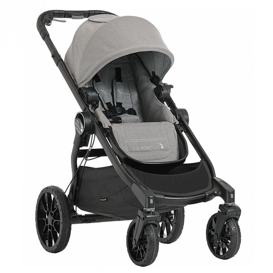 Baby Jogger City Select Lux Stroller Slate Yhdistelmävaunut