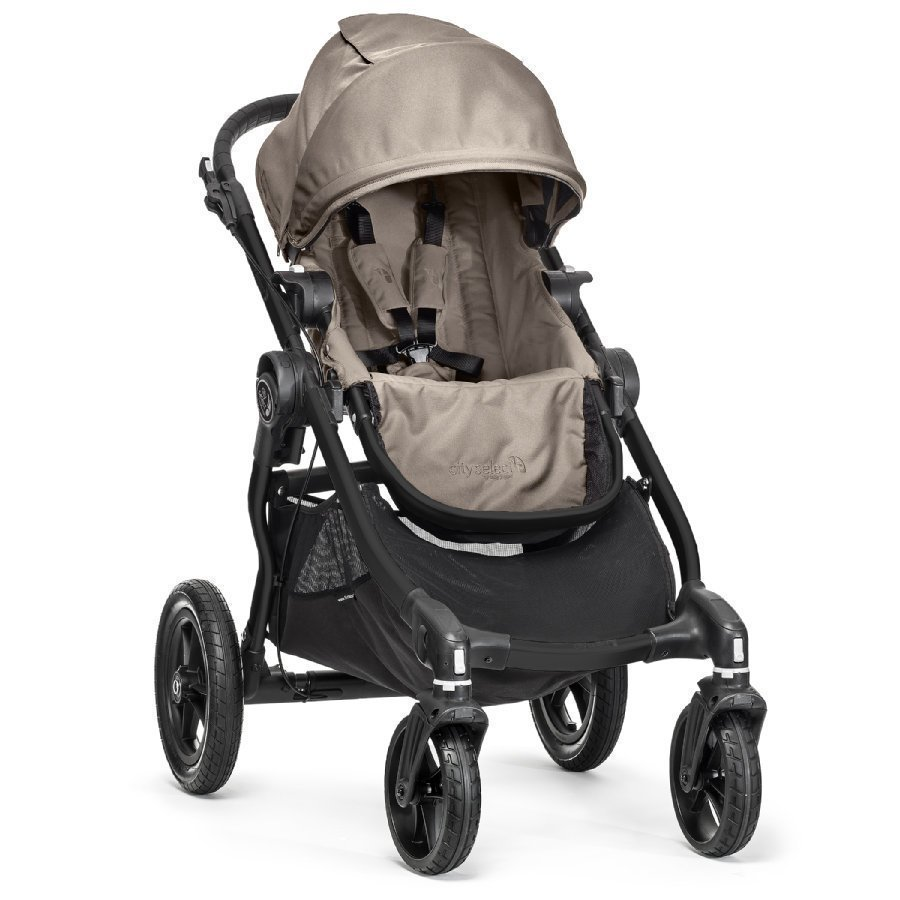 Baby Jogger City Select Sand Lastenrattaat