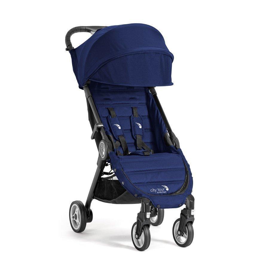Baby Jogger City Tour 4 Cobalt Lastenrattaat