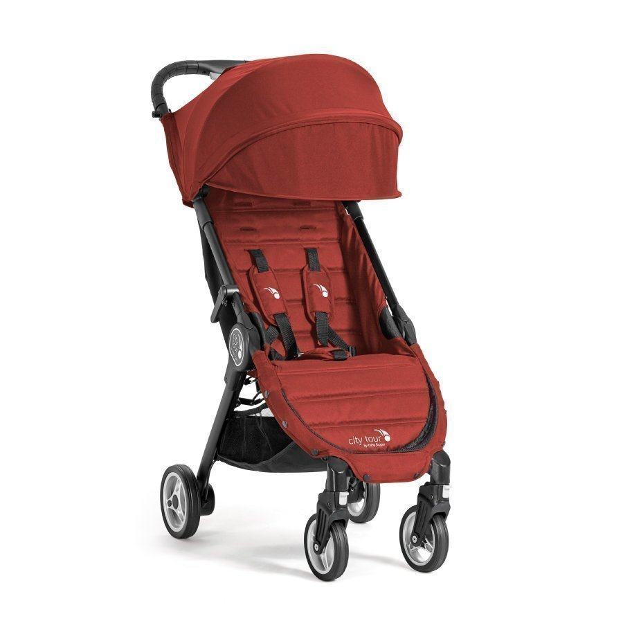 Baby Jogger City Tour 4 Garnet Lastenrattaat