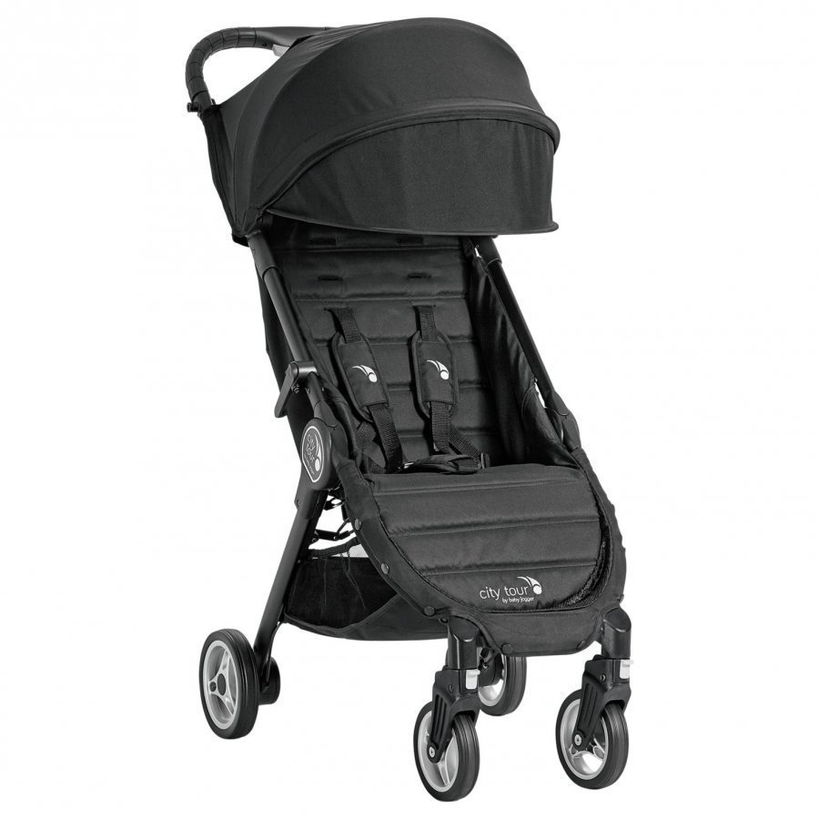 Baby Jogger City Tour Black Matkarattaat