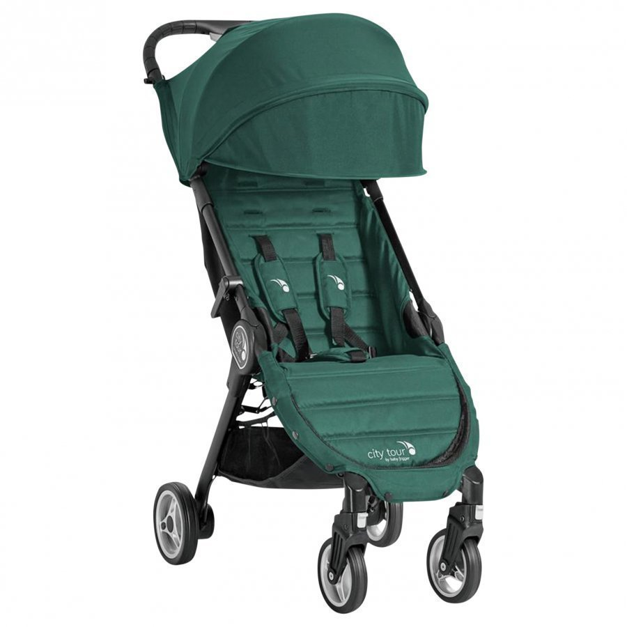Baby Jogger City Tour Green Matkarattaat