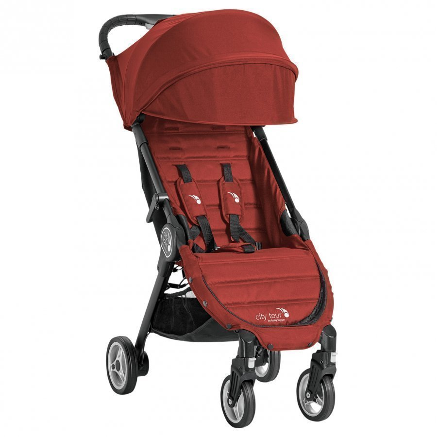 Baby Jogger City Tour Red Matkarattaat