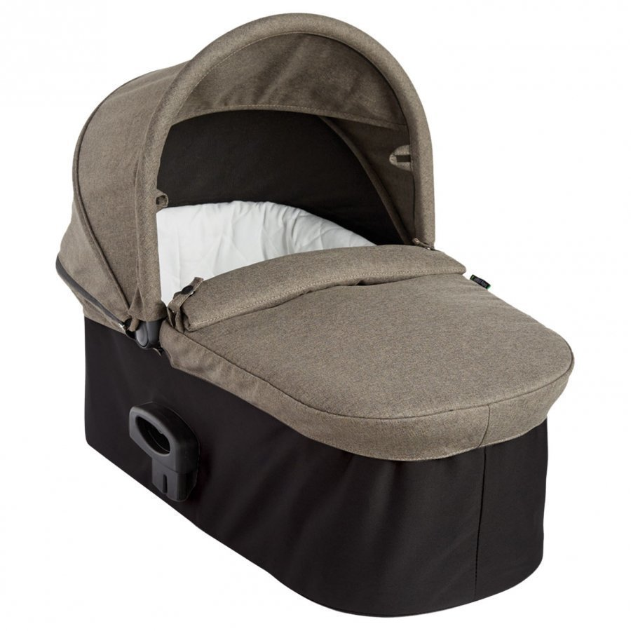 Baby Jogger Deluxe Pram Single- Taupe Yhdistelmävaunut
