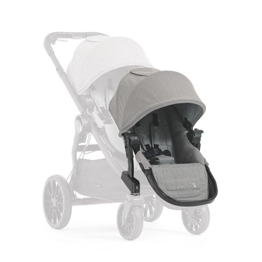 Baby Jogger Istuinosa City Select Lux Matkarattaisiin Slate