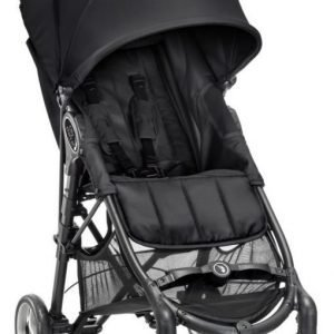 Baby Jogger Matkarattaat City Mini Zip Black