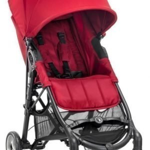 Baby Jogger Matkarattaat City Mini Zip Red