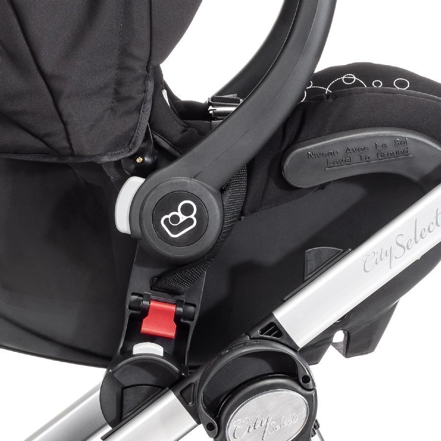 Baby Jogger Maxi Cosi Adapteri Rattaisiin Select