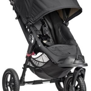 Baby Jogger Rattaat City Elite Single Black