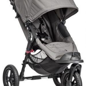 Baby Jogger Rattaat City Elite Single Grey