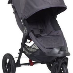 Baby Jogger Rattaat City Elite Single Titanium