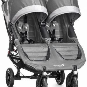 Baby Jogger Rattaat City Mini GT Double Steel/Grey