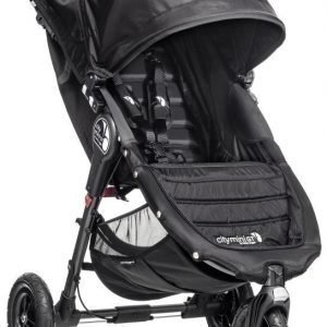 Baby Jogger Rattaat City Mini GT Single Black/Black
