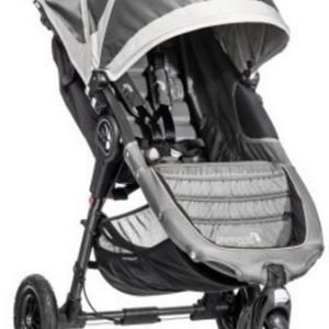 Baby Jogger Rattaat City Mini GT Single Steel/Grey